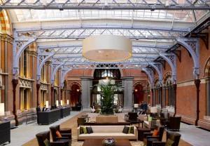 St. Pancras Renaissance Hotel 2